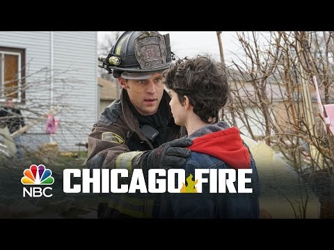 Chicago Fire - Tornado Damage (Episode Highlight)