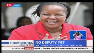 Why Governor Mike Sonko failed to announce his deputy