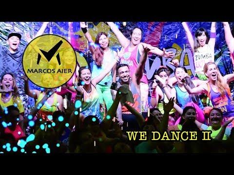 MasterClass Zumba We Dance Marcos Aier 2017