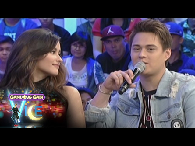 GGV: Liza and Enrique in an argument