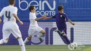Real Madrid 4 - Málaga CF 0 | LaLiga Promises thumbnail