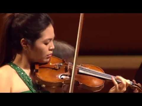 Jiyoon Lee - Bela Bartok Rhapsody No. 1 for violin and piano Sz. 87