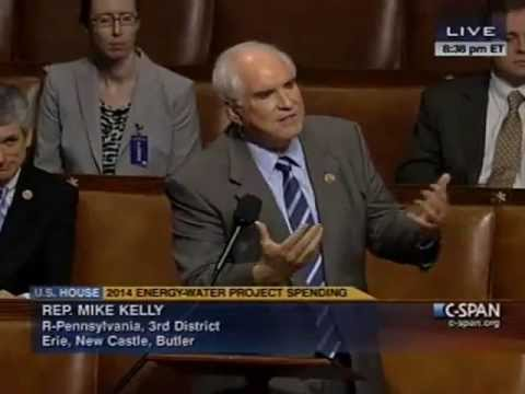 Rep. Mike Kelly Introduces Amendment to Protect Harbor Commerce on Great Lakes