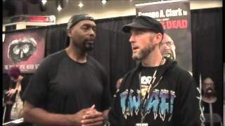 Eugene Clark Interview Scare-A-Con  2014