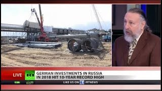 Germany draws closer to Russia despite US sanctions