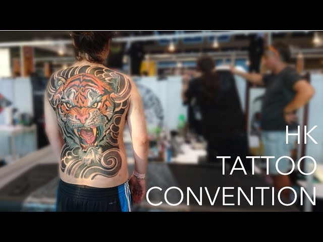 Hong Kong Tattoo Convention 2017
