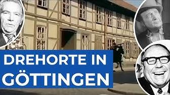 Filmstadt GÖTTINGEN | Drehorte | Hier wurden die Kultfilme der 50er Jahre gedreht