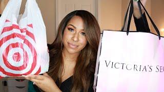 Bra, Undies, & PJ Show N Tell Haul! | Victoria's Secret & Auden by Target | (NOT A TRY ON)