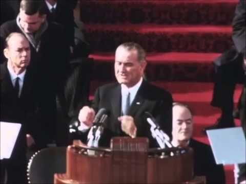 Lyndon B. Johnson - Inaugural Address: The American Presidency Project