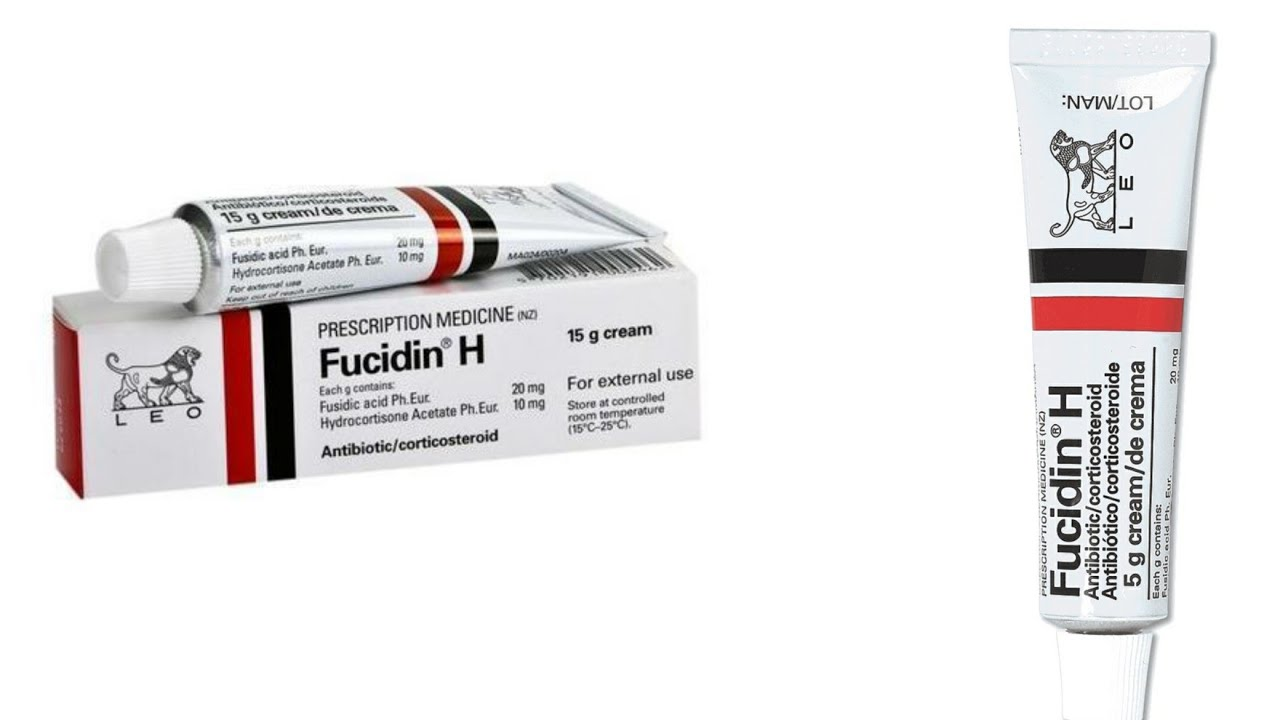 Fucidin H Cream For Acne Fucidin H Cream Uses In Urdu Youtube