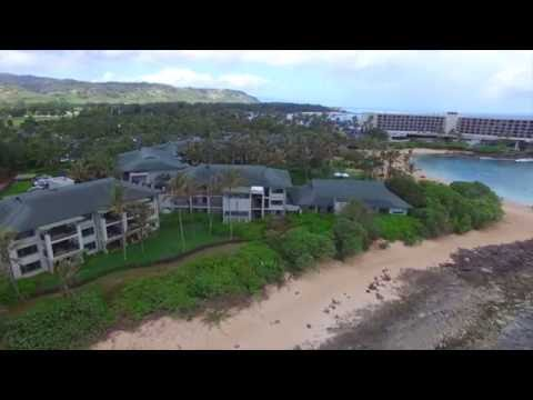 Aerial Tour of Ocean Villas at Turtle Bay