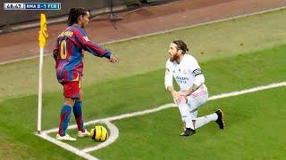Most Humiliating Skills By Ronaldinho