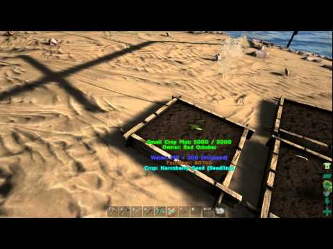 ARK: Survival Evolved, Learning to Farm