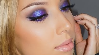 Purple Smokey Eye Tutorial! Thumbnail