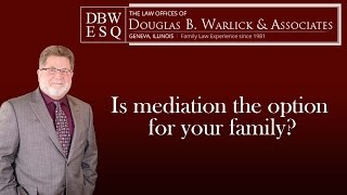 [[title]] Video - Is Mediation the Option for Your Family?