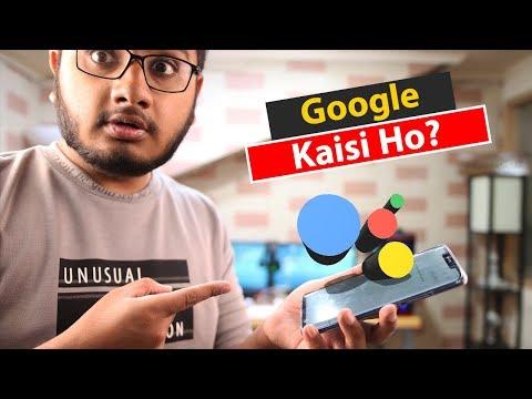 Pakistani Tries Google Assistant In Hindi 😮😮😮