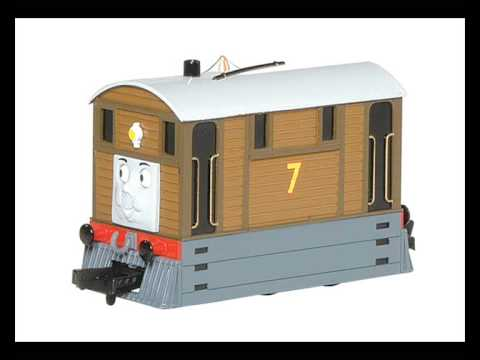 A Toby the Tram Engine tribute