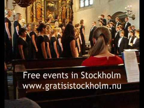 Augustana College Choir in S:t Jacobs Church, Stockholm 4(4)