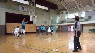 18회 소프모어 농구대회 예선11 레드핫 VS UTG 1Q 2