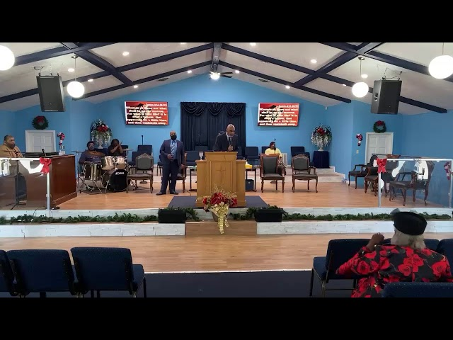 12-13-2020 - LIfe is a Vapor by Pastor Ruffin