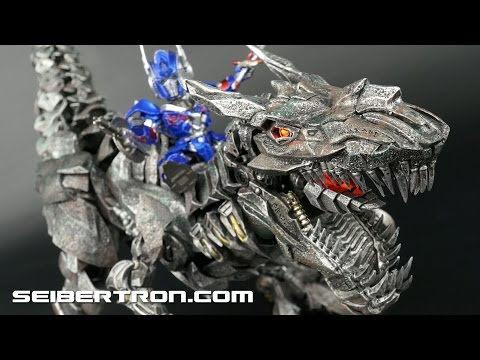 Kids Logic Mecha Nations MN11 Transformers Age of Extinction Grimlock with Optimus Prime