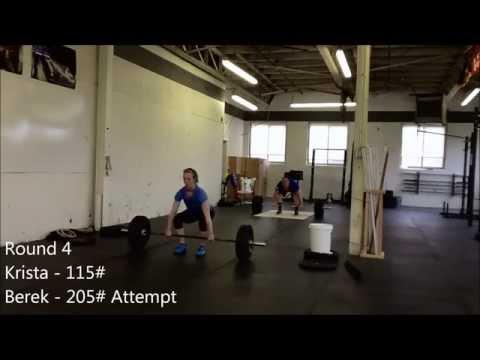 CrossFit Equity: Clean & Jerk EMOM