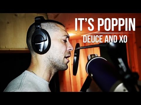 "[OFFICIAL] It's Poppin - Clint ""Deuce"" Dempsey & XO (Prod. By Tony Alva)"
