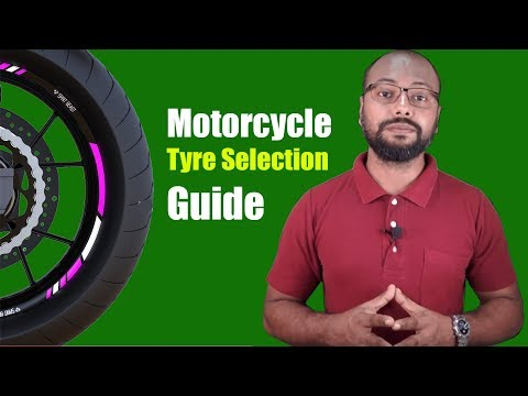 Motorcycle Tyre Selection Guide | All About Motorcycle Tyres
