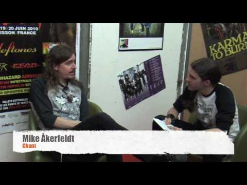 [HELLFEST 2010] Bloodbath Interview