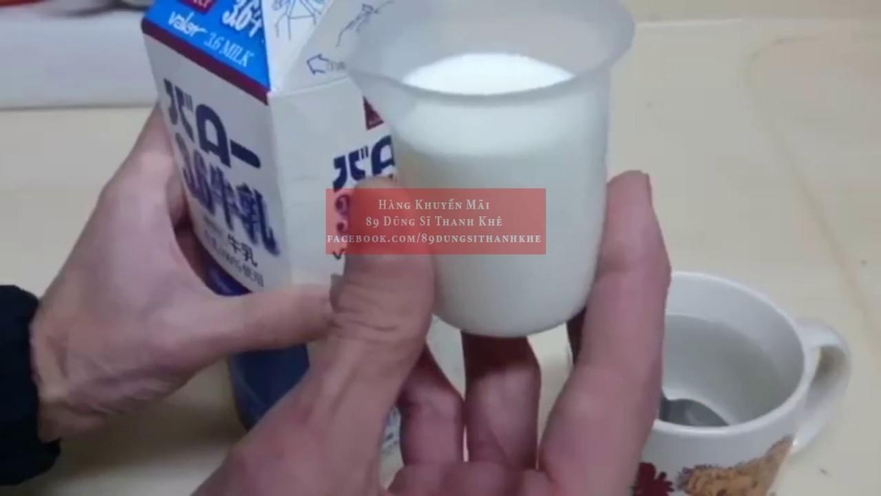 Máy Làm sữa chua YOGURT MAKER 3 nút Nhật