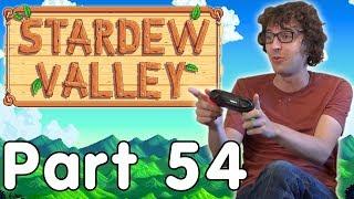 Stardew Valley - WASP ATTACK!  - Part 54