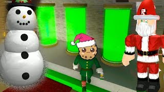 Christmas Factory Tycoon ! Roblox Let's Play  Game With Cookie Swirl C