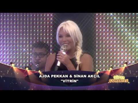 Ajda Pekkan & Sinan Akçıl - Vitrin (Calı Performans)