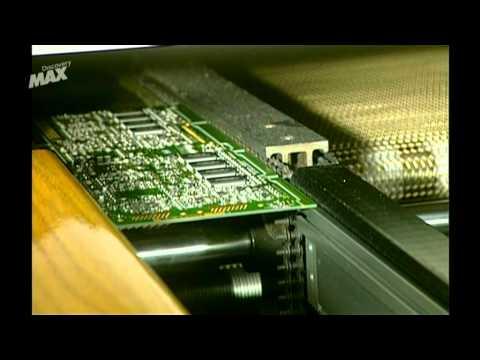 Asi se hace. Fabricacion de placas de circuitos electronicos. Discovery MAX.
