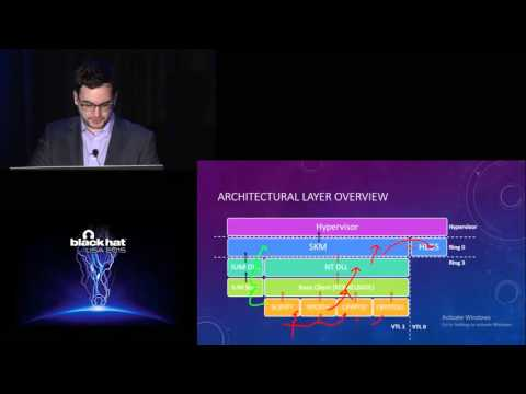 Battle Of The SKM And IUM: How Windows 10 Rewrites OS Architecture