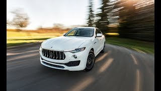 Top Acceleration 2017 Maserati Levante S Q4 Manual Transmission For Speed