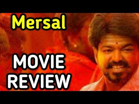 Mersal review - Mersal movie | Vijay | Kajal | Atlee | AR Rahman | SJ Surya | Mersal movie Review