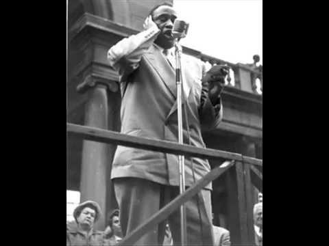 Paul Robeson - That's Why Darkies Were Born - 1931