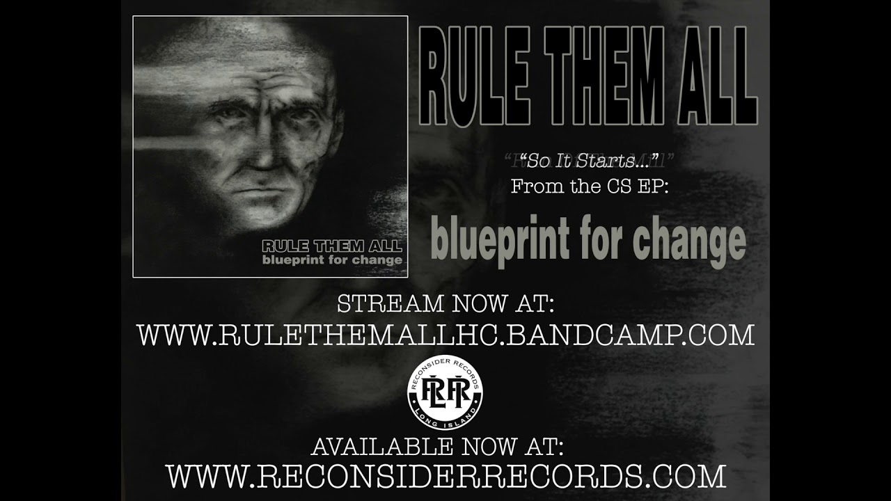 Rule them all blueprint for change full 2017 youtube rule them all blueprint for change full 2017 malvernweather Choice Image