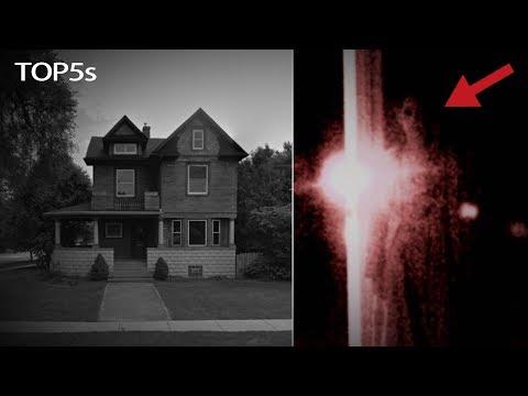 5 Creepy Houses with Terrifying & Horrific Backstories…