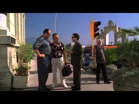 Tony Meets Furio Giunta - The Sopranos HD