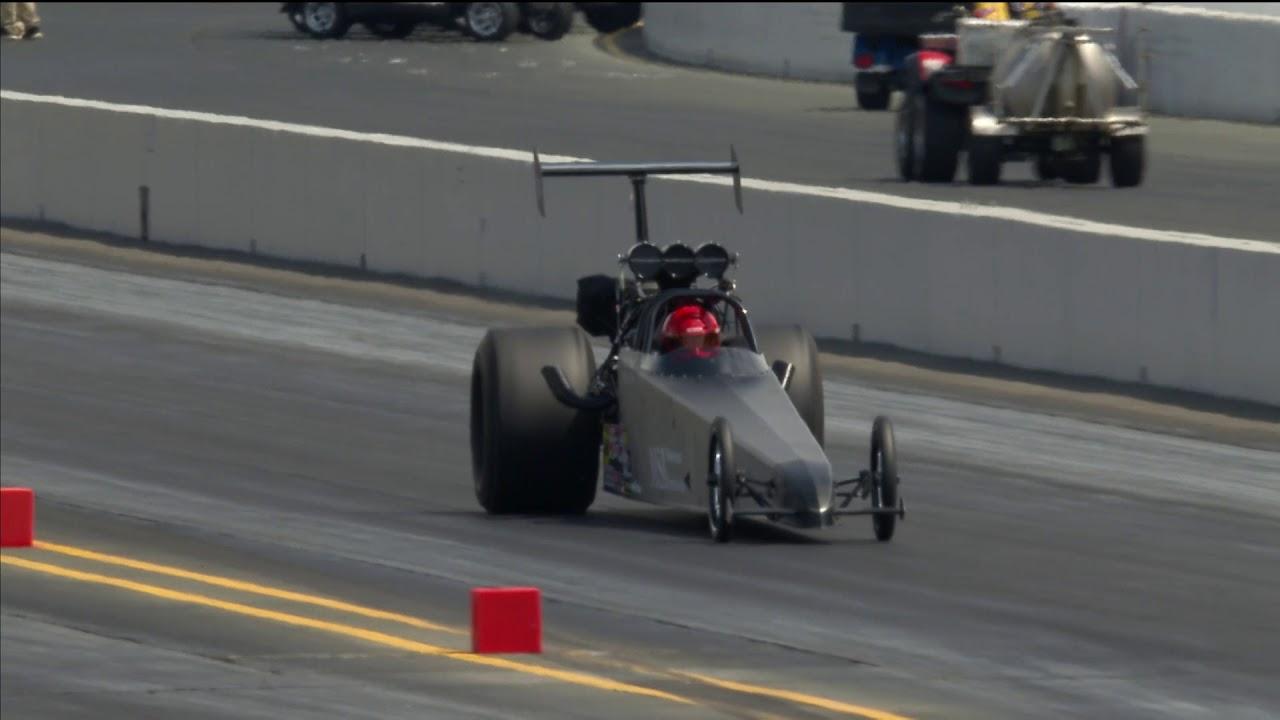 2018 Toyota Sonoma Nationals Top Dragster winner John Richardson