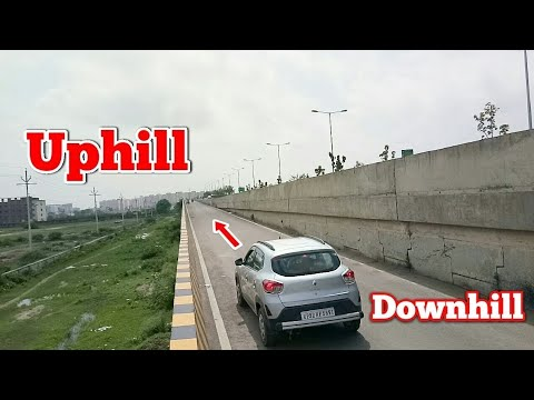 Learn How To Drive Uphill In Traffic By Using Half Clutch (Hindi)