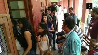 DUSU Election 2017: Voting Underway At North Campus