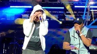 Eminem - Rap God (Live at Wellington, New Zealand, 03/02/2019, Rapture 2019)