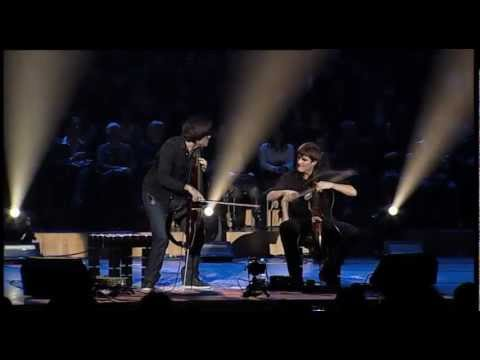 2cellos highway to hell live video youtube. Black Bedroom Furniture Sets. Home Design Ideas
