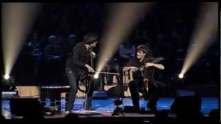 2cellos   highway to hell live video