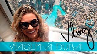 DUBAI #1: Voando de Emirates, Dubai Mall, Burj Khalifa e Show das Águas