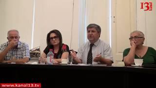 """""""Medianı artıq jurnalistlər deyil polis və prokurorluq idarə edir""""-Mehman Əliyev"""