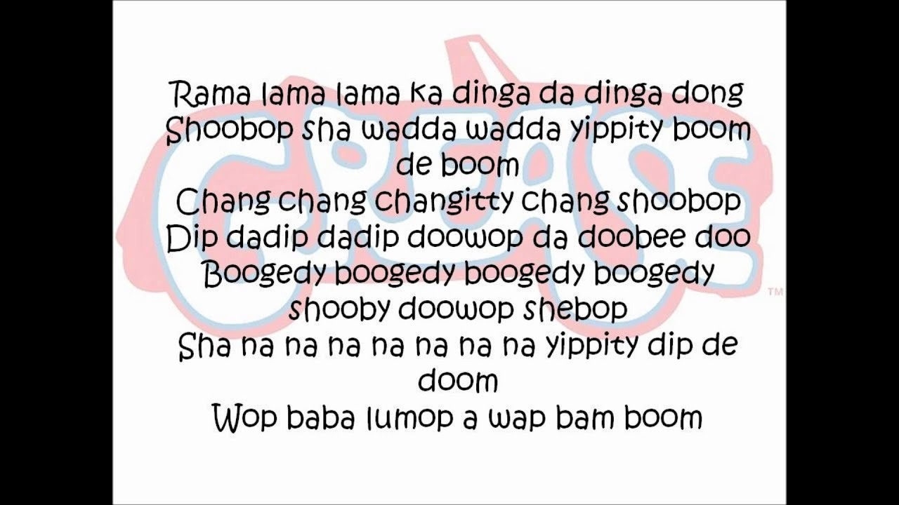 We go together lyrics